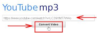 convert video menjadi lagu mp3