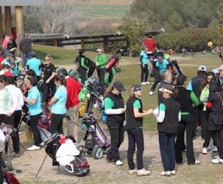 Interclubs Femeni a El Valles FCPP 2012