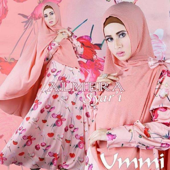 Fashion 1Pc Women Muslim Hot Retro 70