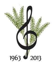 logo du 50 ème la Clé des Chants