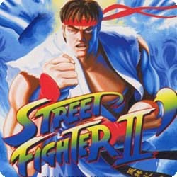 STREET FIGHTER GAMES