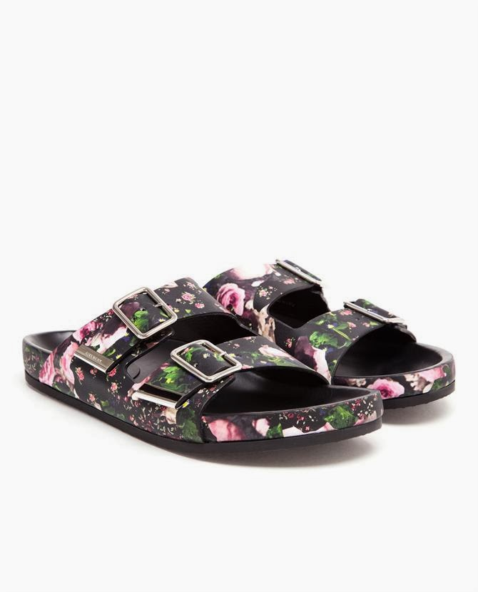 floral sandals Givenchy