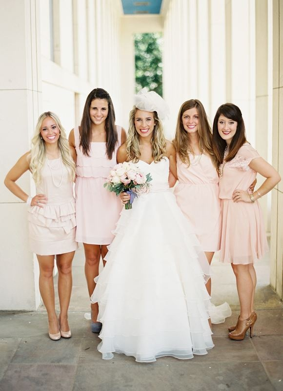 Abby Mitchell Event Planning And Design Trend Mismatched