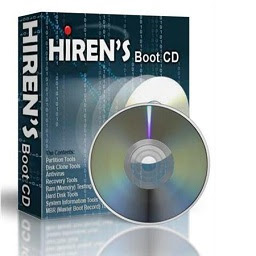 Download Hiren's BootCD 15.1 Gratis