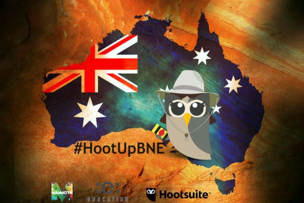 HootSuite HootUpBNE in Brisbane image
