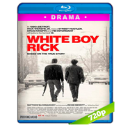 White Boy Rick (2018) BRRip 720p Audio Ingles 5.1 Subtitulada