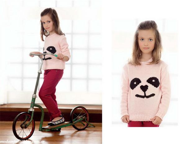 Núcleo Nenas moda otoño invierno 2013