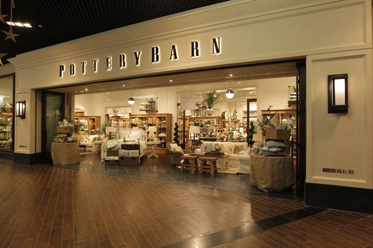 pottery barn outlet locations - Pottery Barn Singapore