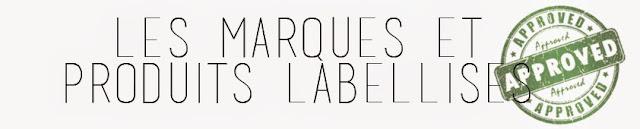 marques et produits labellisés label cosmébio cosmétique bio