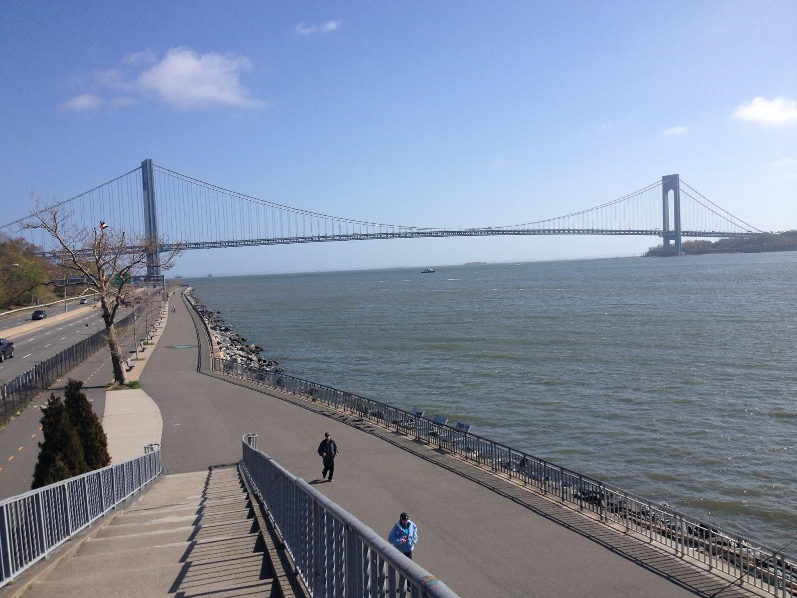 Belt parkway promenade distance