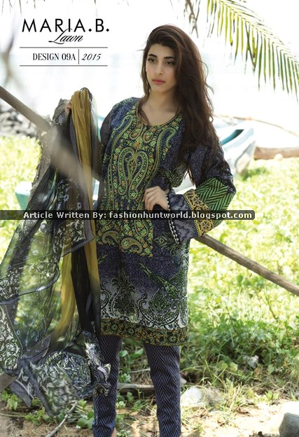 Maria.B. Spring/Summer Lawn Collection
