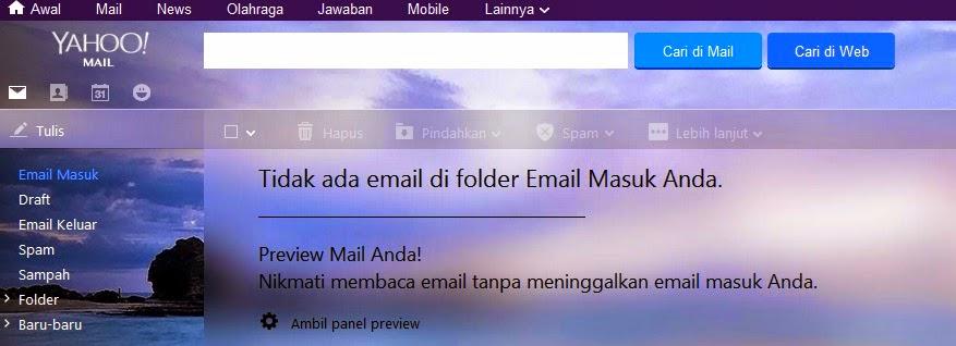 yahoo+mail - Cara Menciptakan Email Lewat Yahoo Mail Dan Gmail