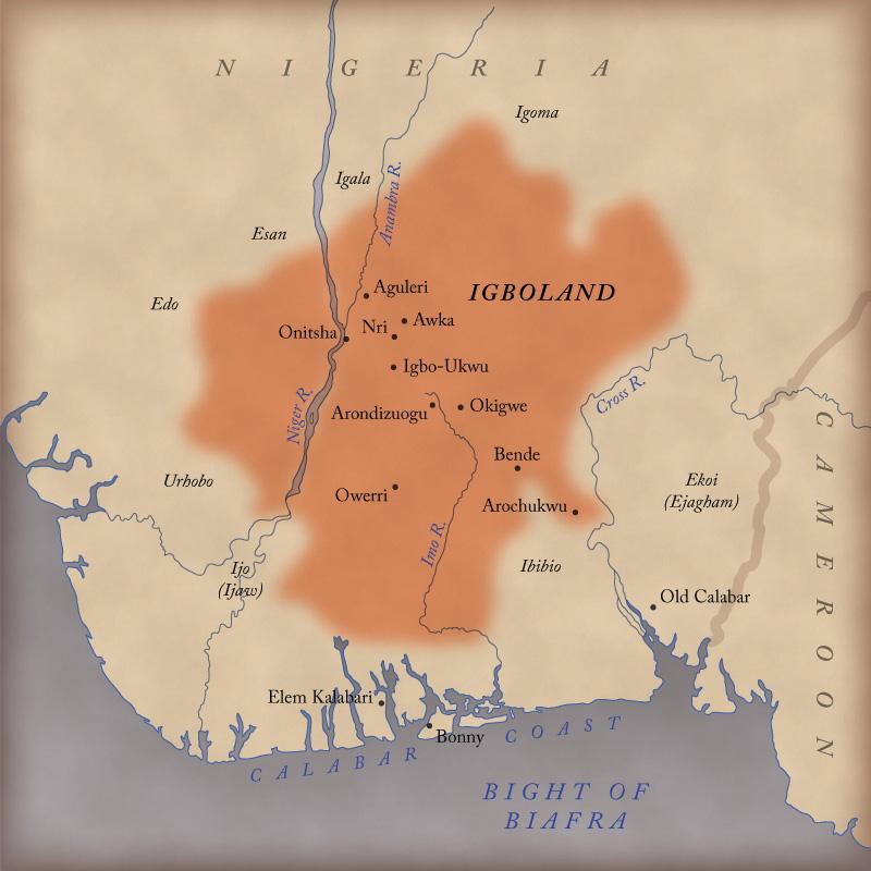 igbo map - photo #15