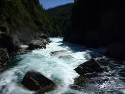 aguas bravas patagonia