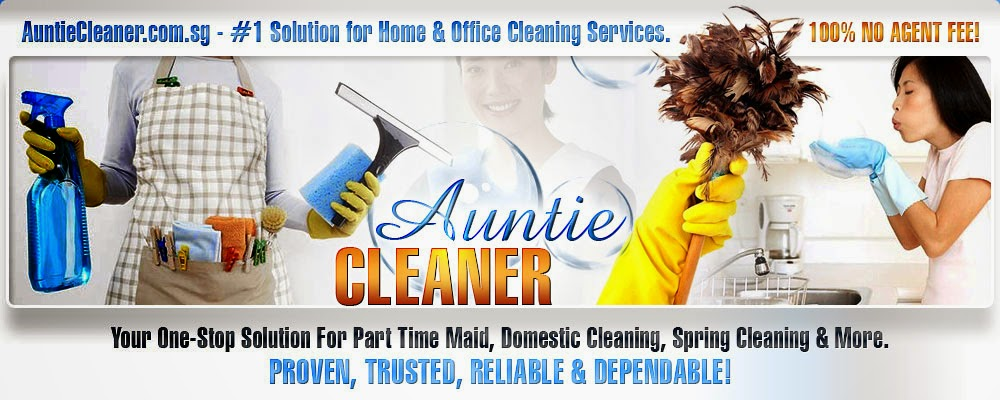 Auntie Cleaner Singapore