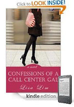 Confessions of a Call Center Gal: a novel on Paperback and Kindle (Bridget Jones meets The Office)