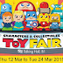 12 - 24 March 2015 Toy Fair Characters & Collectibles