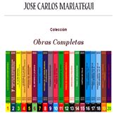 OBRAS COMPLETAS MARIÁTEGUI