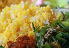 Resep praktis (mudah) nasi jagung spesial (istimewa) enak, gurih, lezat