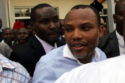 radio Biafra nnamdi kanu appears in court