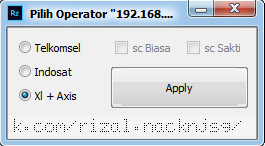 Download Inject All Operator 18 April 2015
