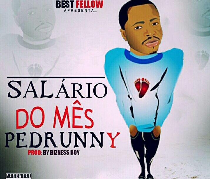 """Pedrunny - """"Salário do Mês (Download)"""