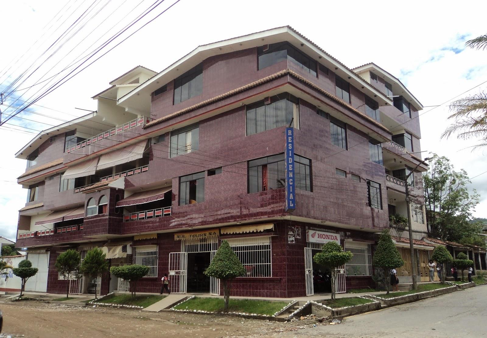 Hotel ESPAÑA, Jr. Pedro Gomez 367