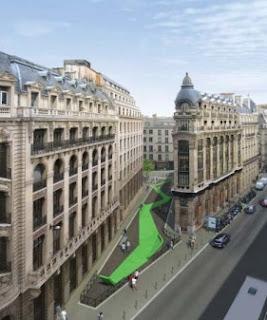 Nouvel espace de glisse en plein coeur de Paris