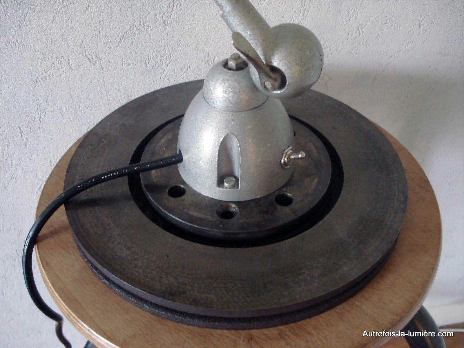 Lampe industrielle articul e - Lampe industrielle d occasion ...