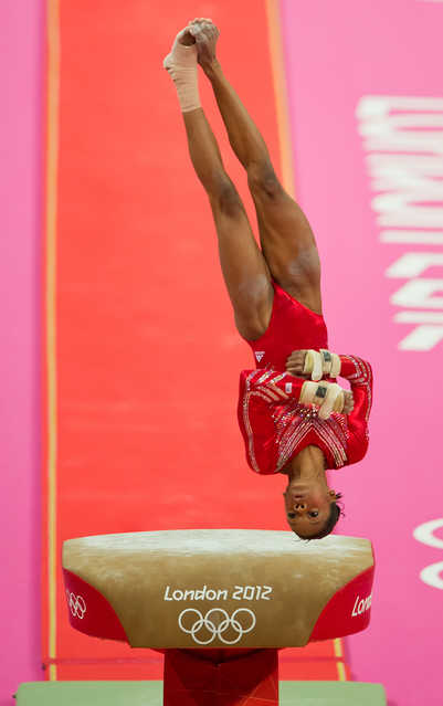 Gabby Douglas 2012 Women's Olympic Gymnastics USA Team