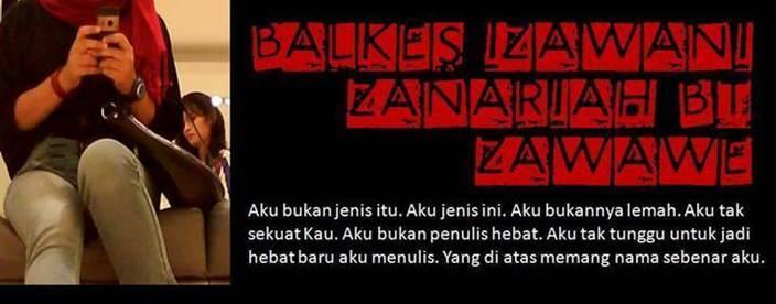 Balkes Izawani Zanariah