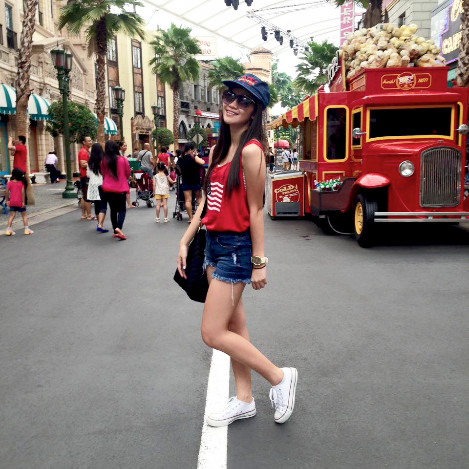 what to wear to singapore universal studios