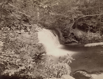 A Stoddard Adirondack Waterfalls Photo Exhibit