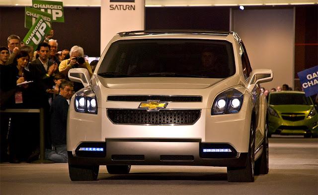 シボレー・オーランド | Chevrolet Orlando (2010年-現行)