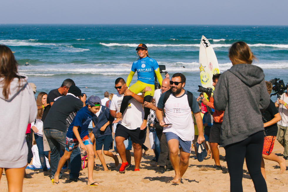 11 Courtney Conlogue USA Cascais Womens Pro 2015 WSL Thomas Lodin