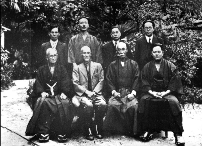 Les Maîtres en 1937