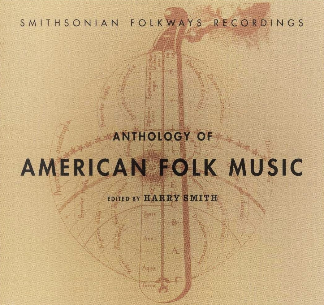 Image result for Various - Anthology of American Folk Music