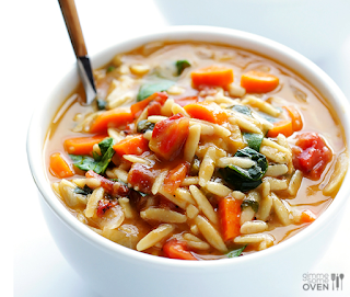 5 Homemade Soups That Will Warm You Up All Season Long