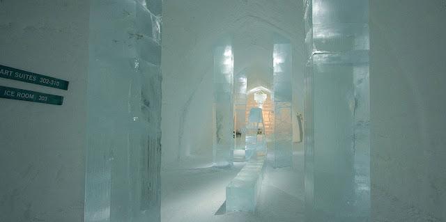 icehotel jukkasjarvi