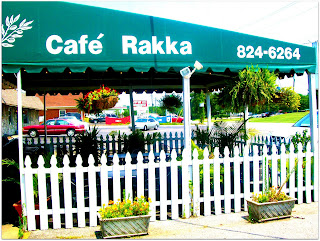 Cafe Rakka Menu Hendersonville Tn