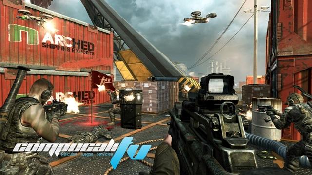 Call of Duty Black Ops II PC Full Español Versión 3