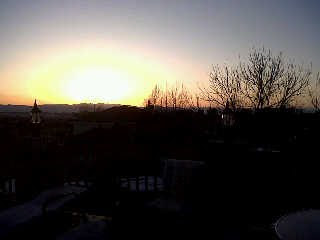 sunset! 2010
