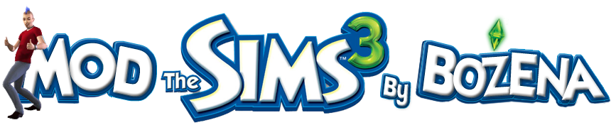 Mod The Sims 3 by Bozena