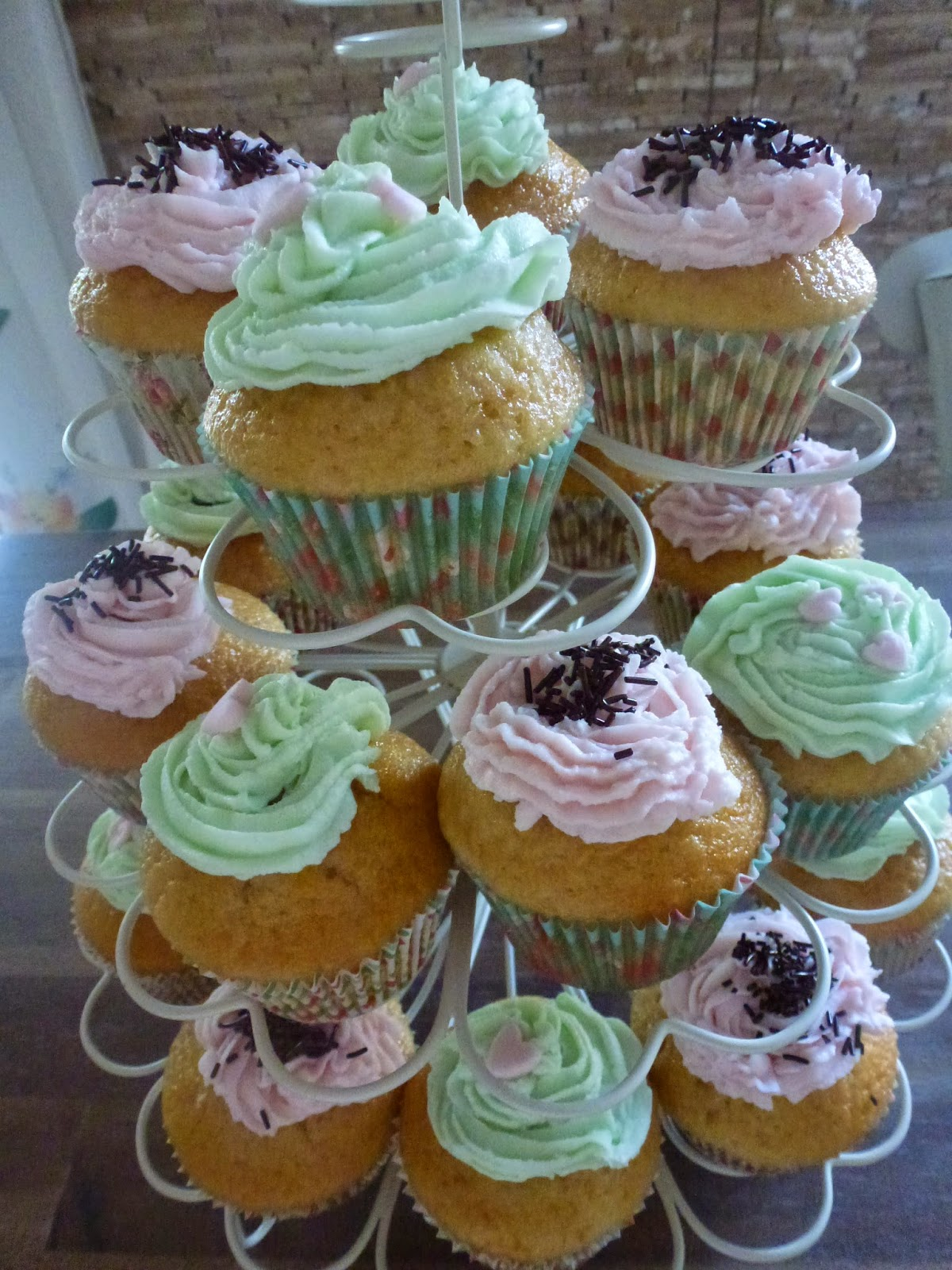 Yine Cupcake …