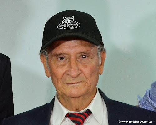 Pedro Bulacio, CAP 2014 de la Unión de rugby de Salta