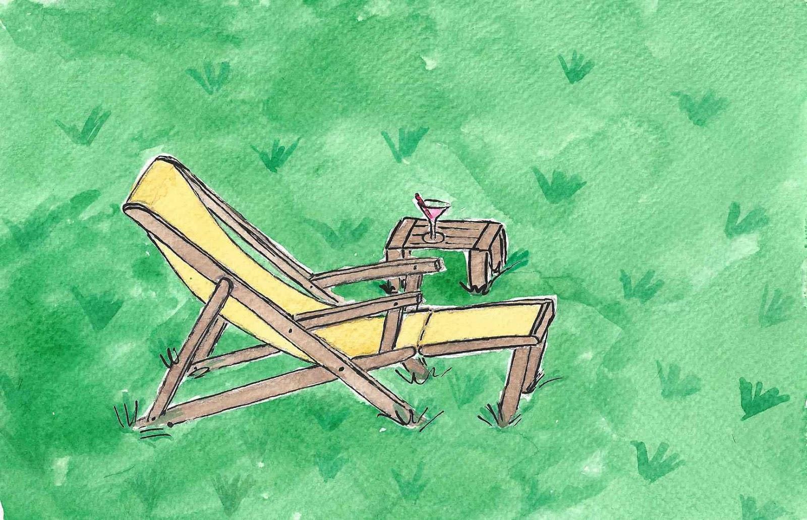 Chaise longue obligatoire