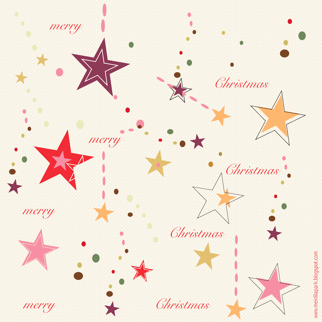 Scrapbook paper designs - Free Craft Designs Christmas Holly Scrapbook Paper Printable 460x655 Free