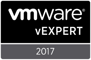 vExpert 2017