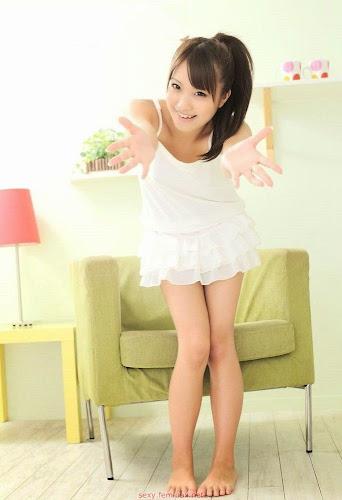 休闲无底女孩 - cute hikari oohashi - To be well dressed you must be well naked - ( 15 pics )