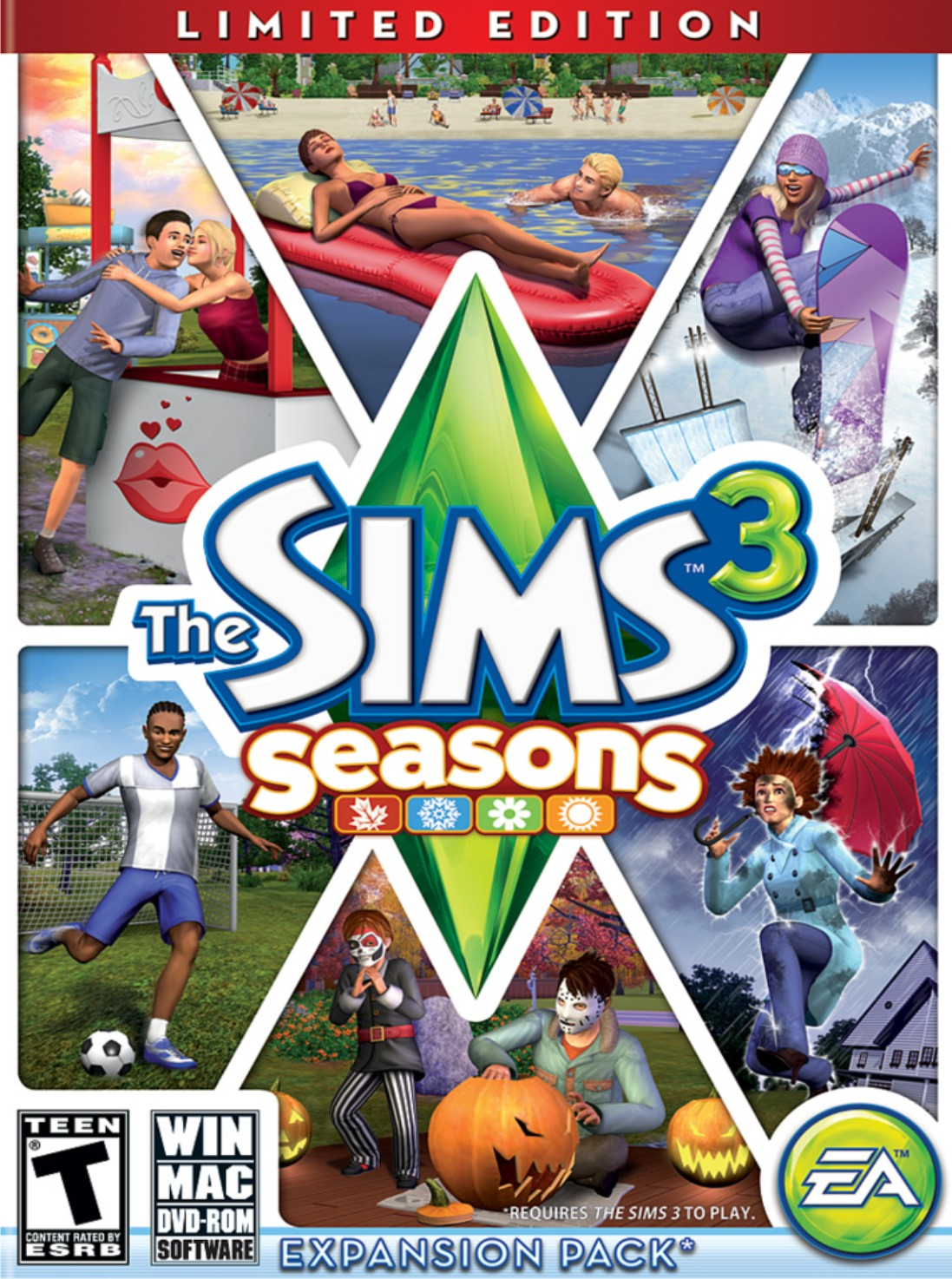 The Sims 3 Season RELOADED | Full Version | PC Games Free Download